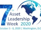 7th Asset Leadership Week October 5 – 8, 2020 – Save the Dates