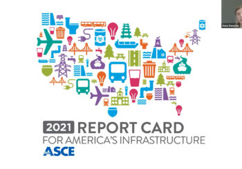 ASCE 2021 Report Card for America's Infrastructure
